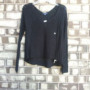 NWT American Eagle knit sweater size XS